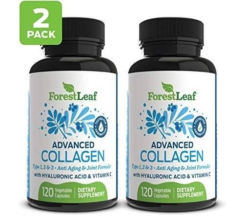 Аdvanced Collagen от Forest Leaf