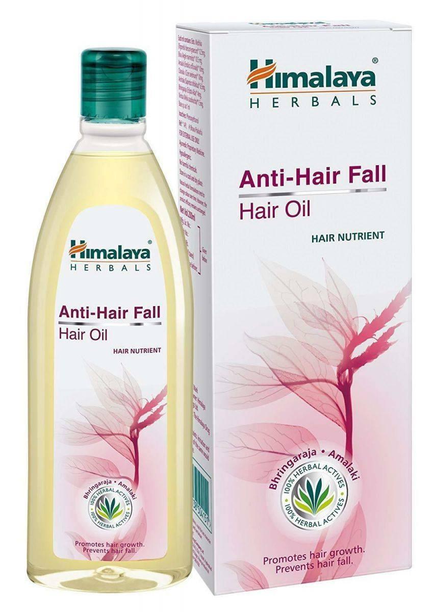 Anti-Hair Fall Hair Oil от Himalaya Herbals