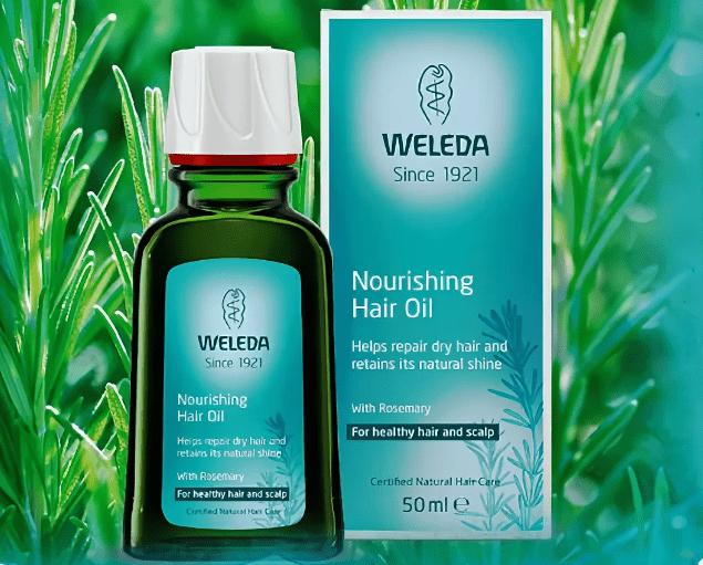 Nourishing Hair Oil от Weleda
